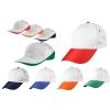 Polyesterli Çift Renk Şapka